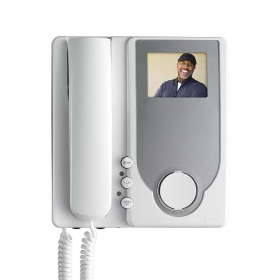 Elvox 6341 Audio video door entry handset